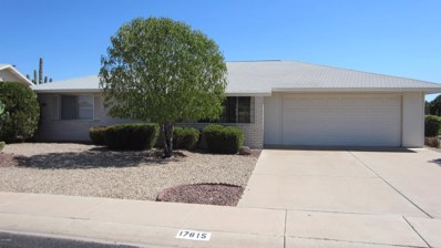 17815 N 135TH Drive, Sun City West, AZ 85375 - MLS#: 5821198