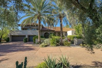 4730 E Marston Drive, Paradise Valley, AZ 85253 - MLS#: 5821325