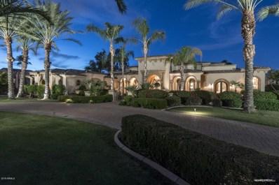6852 E Fanfol Drive, Paradise Valley, AZ 85253 - MLS#: 5823197