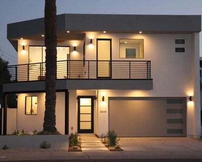 2645 E Campbell Avenue, Phoenix, AZ 85016 - MLS#: 5823446