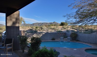 10538 E Fernwood Lane, Scottsdale, AZ 85262 - MLS#: 5823531