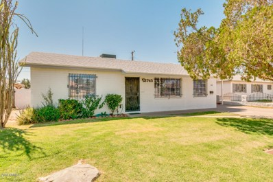 3745 W San Juan Avenue, Phoenix, AZ 85019 - MLS#: 5823623