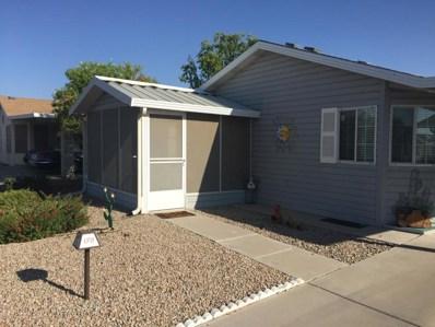 2550 S Ellsworth Road Unit 172, Mesa, AZ 85209 - MLS#: 5824240