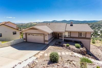 4881 Comanche Trail, Prescott, AZ 86301 - MLS#: 5824684