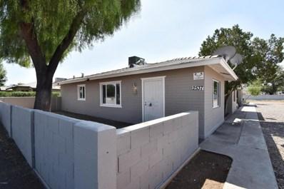 2537 E Clarendon Avenue Unit 1, Phoenix, AZ 85016 - MLS#: 5826709