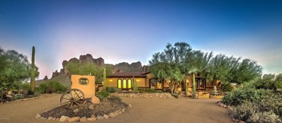 3719 N Canyon Crest Place, Apache Junction, AZ 85119 - MLS#: 5827545