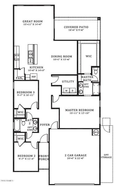 36976 W Maddaloni Avenue, Maricopa, AZ 85138 - MLS#: 5827990