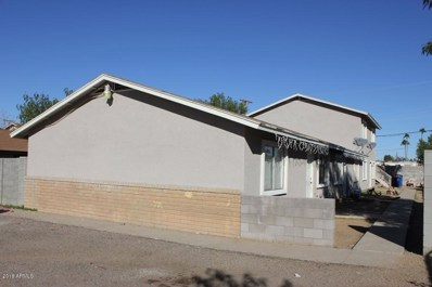 6446 E Alder Avenue Unit 101, Mesa, AZ 85206 - MLS#: 5828472