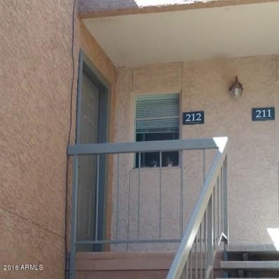 2625 E Indian School Road Unit 212, Phoenix, AZ 85016 - MLS#: 5829497