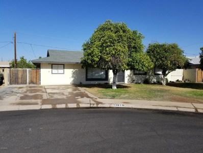 13819 N 33RD Drive, Phoenix, AZ 85053 - MLS#: 5830192