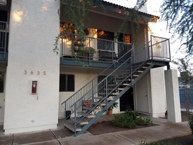 3635 N 37TH Street Unit 201, Phoenix, AZ 85018 - MLS#: 5830327