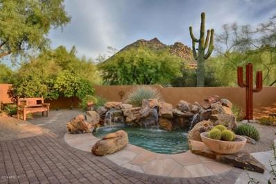 11017 E Desert Troon Lane, Scottsdale, AZ 85255 - MLS#: 5831033