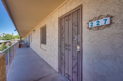 3314 N 68TH Street Unit 227, Scottsdale, AZ 85251 - MLS#: 5831130