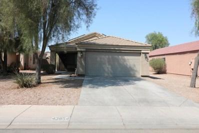 43854 W Wild Horse Trail, Maricopa, AZ 85138 - MLS#: 5831226