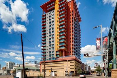 310 S 4TH Street Unit 810, Phoenix, AZ 85004 - MLS#: 5831299