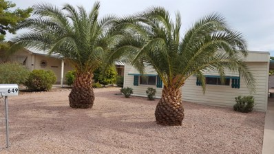 649 S 85TH Way, Mesa, AZ 85208 - #: 5831415
