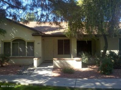 8140 N 107TH Avenue Unit 287, Peoria, AZ 85345 - MLS#: 5831738