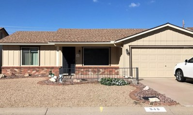 646 S 76TH Place, Mesa, AZ 85208 - MLS#: 5832139