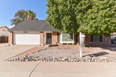 4338 W Dailey Street, Glendale, AZ 85306 - MLS#: 5833087
