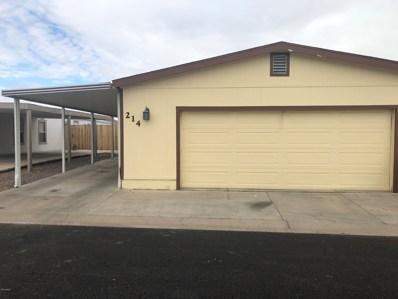 8601 N 103RD Avenue Unit 214, Peoria, AZ 85345 - #: 5834304