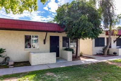 3626 N 37TH Street Unit 18, Phoenix, AZ 85018 - MLS#: 5834602
