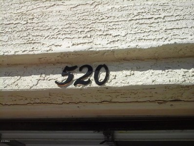 520 E Del Rio Street, Chandler, AZ 85225 - MLS#: 5836130