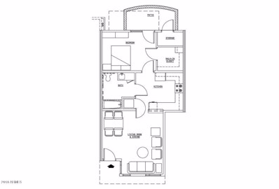 7979 E Wilshire Drive Unit 1007, Scottsdale, AZ 85257 - MLS#: 5837277