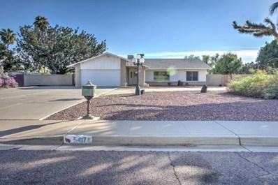 5417 W Paradise Lane, Glendale, AZ 85306 - MLS#: 5837354
