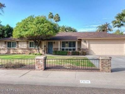 7518 N 6TH Place, Phoenix, AZ 85020 - MLS#: 5837728