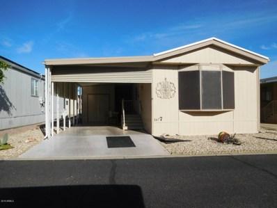 17200 W Bell Road Unit 1677, Surprise, AZ 85374 - MLS#: 5837972