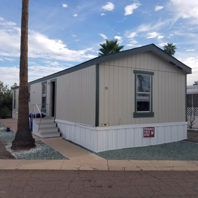 2701 E Allred Avenue UNIT 151, Mesa, AZ 85204 - #: 5838332