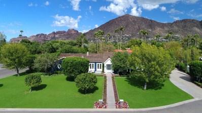5402 E Montecito Avenue, Phoenix, AZ 85018 - #: 5838552