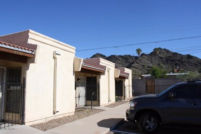 9615 N 16TH Street Unit 3, Phoenix, AZ 85020 - MLS#: 5838824