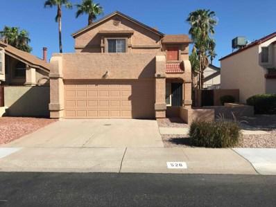 526 E Topeka Drive, Phoenix, AZ 85024 - MLS#: 5838885