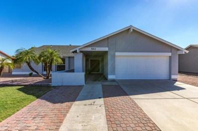 861 E Hackamore Street, Mesa, AZ 85203 - MLS#: 5838906