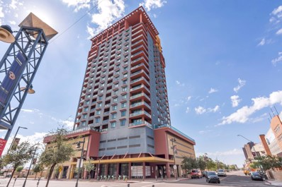 310 S 4TH Street Unit 1102, Phoenix, AZ 85004 - MLS#: 5839163