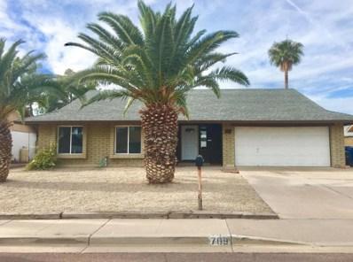 709 W Vaughn Street, Tempe, AZ 85283 - MLS#: 5839792