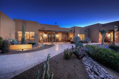 9507 E Romping Road, Carefree, AZ 85377 - MLS#: 5840490