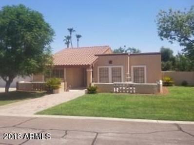 511 E Secretariat Drive, Tempe, AZ 85284 - MLS#: 5840847