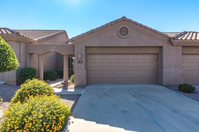 4202 E Broadway Road Unit 113, Mesa, AZ 85206 - MLS#: 5841253
