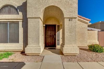 1111 W Summit Place Unit 67, Chandler, AZ 85224 - #: 5842220