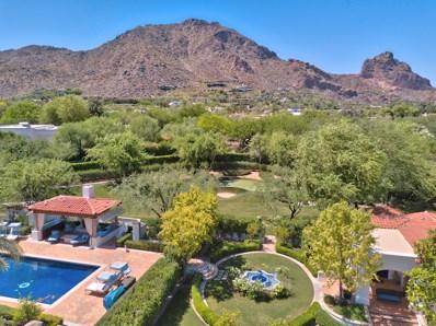 5950 E Valley Vista Lane, Paradise Valley, AZ 85253 - #: 5843876