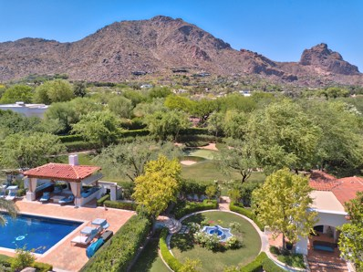 5950 E Valley Vista Lane, Paradise Valley, AZ 85253 - #: 5843876