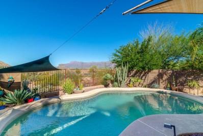 10292 E Meandering Trail Lane, Gold Canyon, AZ 85118 - MLS#: 5844540