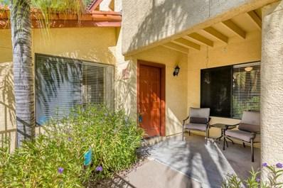 7008 E Gold Dust Avenue Unit 124, Paradise Valley, AZ 85253 - MLS#: 5844720