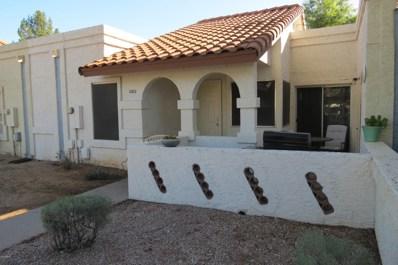 5136 E Evergreen Street Unit 1002, Mesa, AZ 85205 - MLS#: 5845000