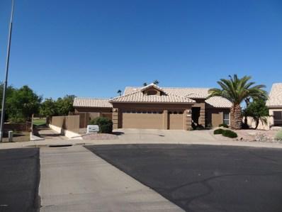 5352 S Amberwood Drive, Sun Lakes, AZ 85248 - MLS#: 5845207