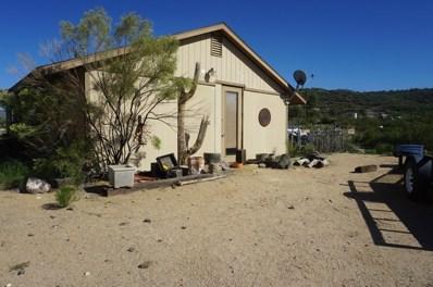 34975 S School Loop Road, Black Canyon City, AZ 85324 - MLS#: 5845230