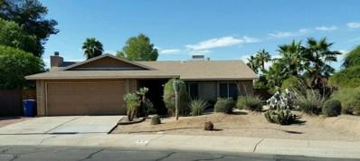 501 W Shawnee Drive, Chandler, AZ 85225 - MLS#: 5845514