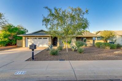 2140 E Apollo Avenue, Tempe, AZ 85283 - MLS#: 5845687